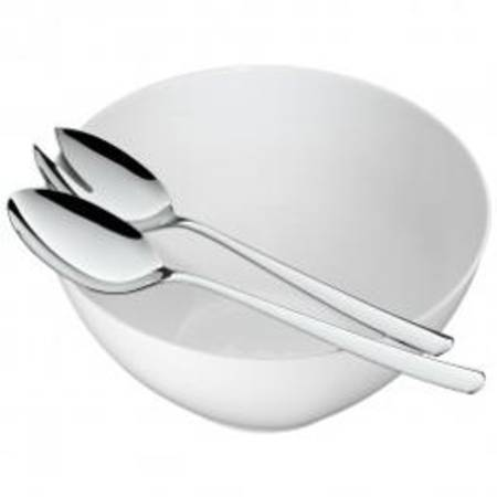 WMF Salad Set Bistro 3pce with Porcelain Bowl - Promotion!!