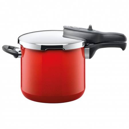 "Energy Red ""T Plus"" Pressure Cooker 6.5ltr - Promotion"