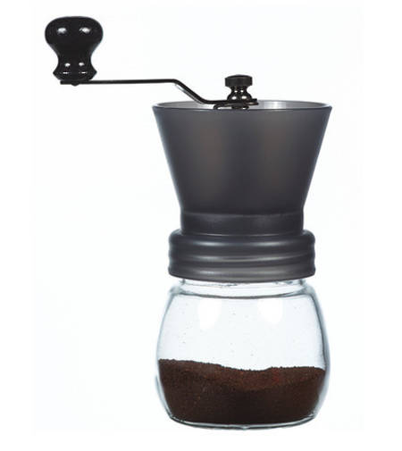Bremen Ceramic Burr Grinder Black