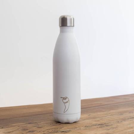 Insulated Bottle White 750ml