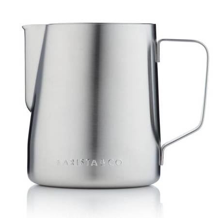 Core Milk Jug 420ml Steel