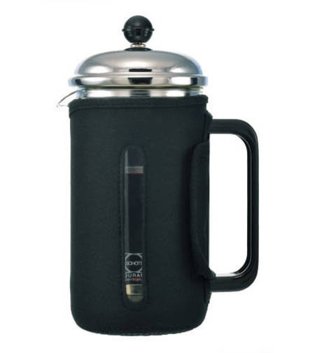 Fino Coffee Press with Insulated Sleeve 8 Cup