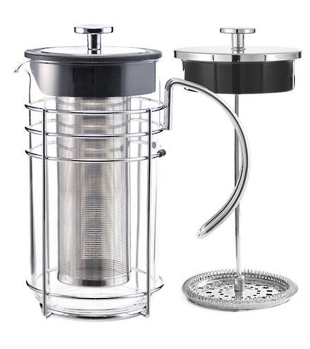 Madrid 4 in 1 Coffee and Tea Press S/S 12 Cup