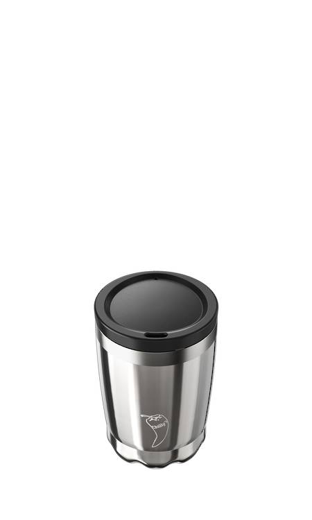 Insulated Coffee Cup Stainless Steel 340ml  - NEW