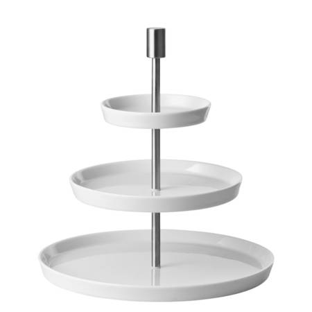 Cake Stand Rnd 3 Tier 25313