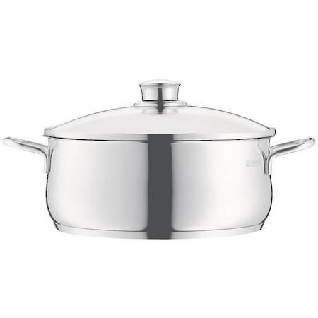 Low Casserole with Lid 16cm 1.5ltr