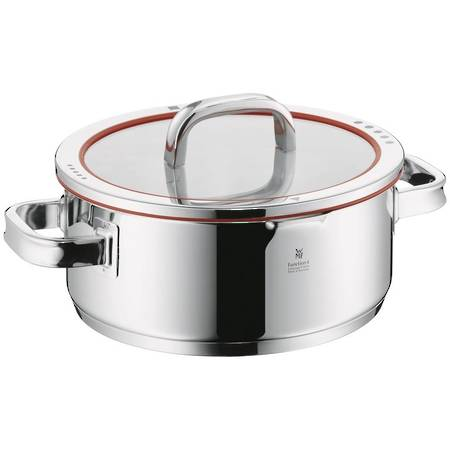 Low Casserole with Lid 24cm 4.1ltr