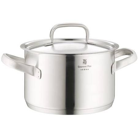 High Casserole with Lid 20cm 3.7ltr