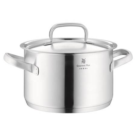 High Casserole with Lid 24cm 5.7ltr
