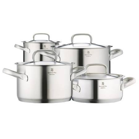 Gourmet Plus Cookware Set 4 Piece