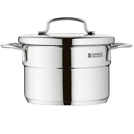 High Casserole with Lid 12cm 1ltr