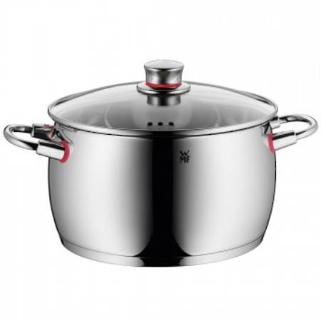 High Casserole with Lid 24cm 6.8ltr