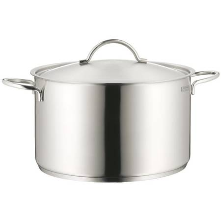 High Casserole with Lid 28cm 11ltr