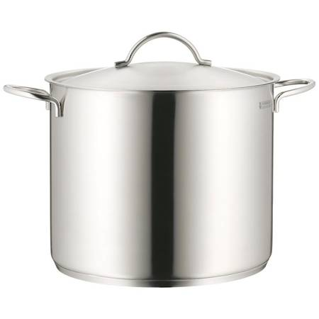 Stock Pot with Lid 28cm 14ltr
