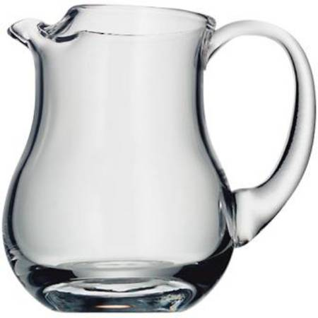 Glass Ice Jug 1ltr