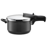 Sicomatic T Plus Black Pressure Cooker 4.5Ltr