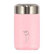 Insulated Food Pot 300ml Pastel Pink