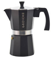 Milano Stovetop Espresso Charcoal 9 Cup