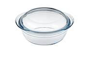 Round Casserole 23cm - with Lid