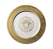 Service Plate 30cm Gold 10230