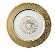 Service Plate 33cm Gold 10263