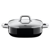 Quadro Roasting Pan Black 26cm