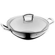 WMF Wok 36cm with Glass Lid  - Promotion!!