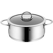 Low Casserole with Lid 24cm 4.3ltr