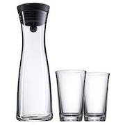 WMF Water Decanter Set 3 Piece - Promotion!!
