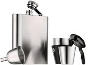 WMF Manhattan Hip Flask 3pce Set - Promotion!!